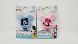 Disney Baby Mouse Pacifier Holder - New - $5.99