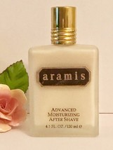 New Vintage Aramis Advanced Moisturizing AFTER SHAVE 120ml Unboxed (2 av... - $24.99