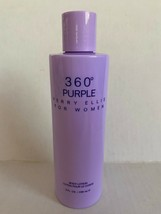 Perry Ellis 360 Purple by Perry Ellis Body Lotion 8 oz NEW - $14.50