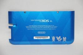 OEM Blue Pokemon Nintendo 3DS XL Housing Back Bottom Battery Cover Shell... - $8.99