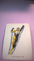 STARMAN 1989 DC Comics Role Play Game Card - $15.00