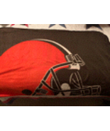 Cleveland Browns Blanket/plastic carrying case - $26.00