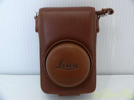 Leica Camera Accessories LBP-01 Brown from Japan F/S Near Mint condition... - $159.88