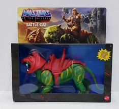 Matte 2020 Masters Of The Universe  BATTLE CAT Action Figure He-Man Retr... - $51.43