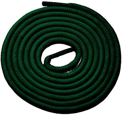 "Primary image for 27"" DARK GREEN 3/16 Round Thick Shoelace For All Unisex Sneakers"