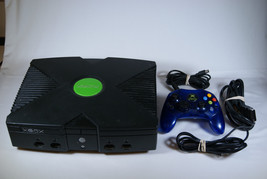 Microsoft Xbox Original Console - Black - AS-IS FOR PARTS OR REPAIR - $24.99