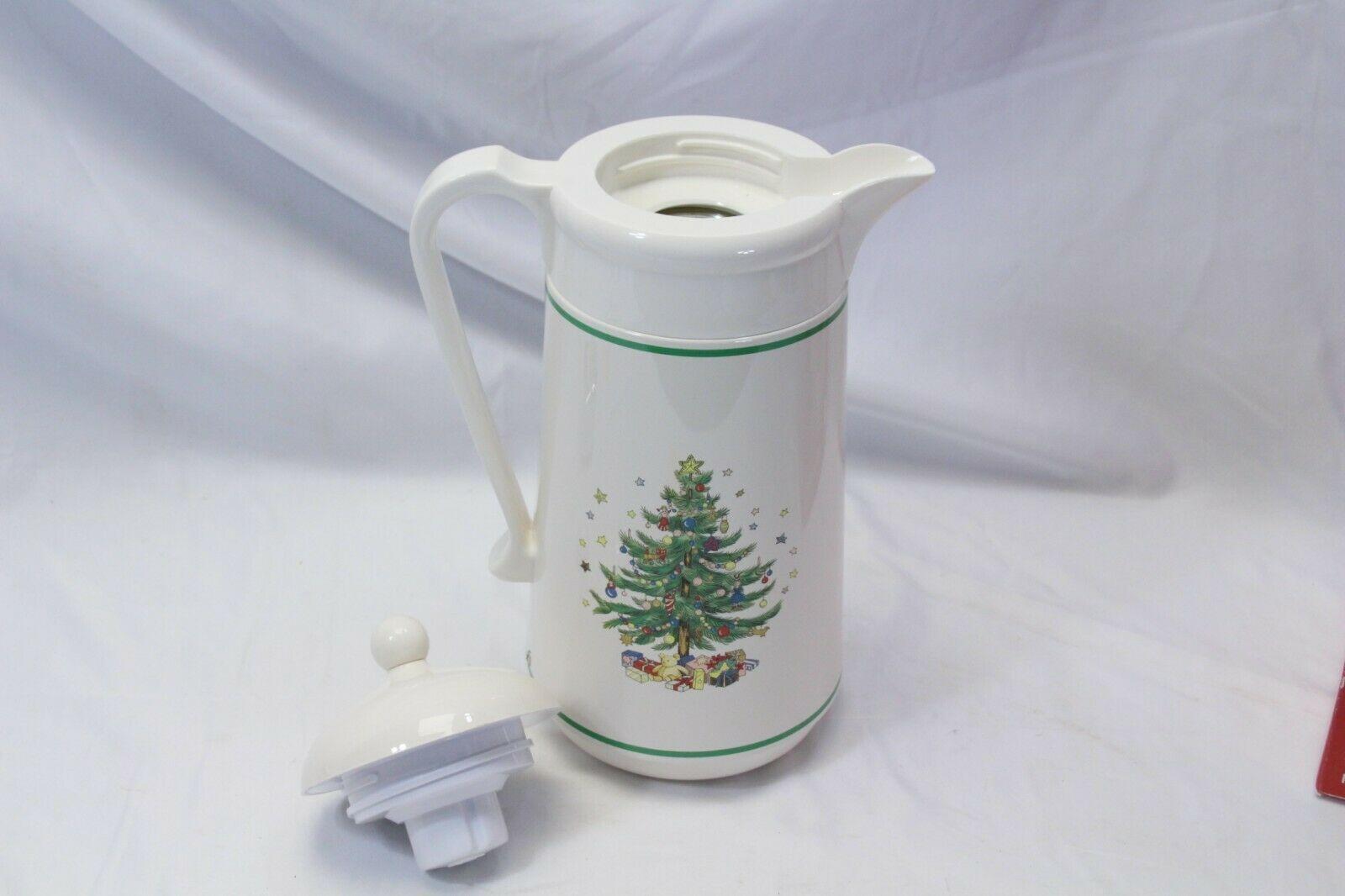 Nikko Christmas Carafe One Liter Thermal  image 6