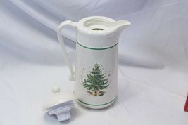 Nikko Christmas Carafe One Liter Thermal  image 6