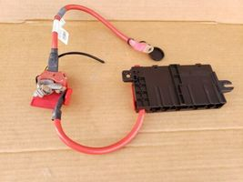 BMW F30 F22 F32 Rear Trunk Positive Battery Distribution Terminal Cable image 6