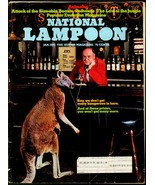 National Lampoon #46, Jan 1974 - Animals issue -  Popular Evolution paro... - $9.20