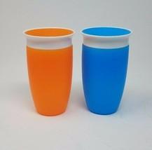 Munchkin Drinking Cups Blue/Orange 10oz - $12.00