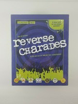 Original Reverse Charades Board Game USAopoly 2015 Brand New & Sealed 3+ Player - $19.99