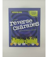 Original Reverse Charades Board Game USAopoly 2015 Brand New & Sealed 3+... - $19.99