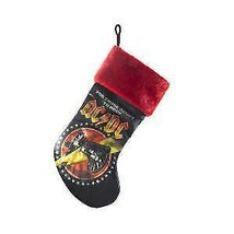 """AC/DC© """"FOR THOSE ABOUT TO ROCK"""" STOCKING - $16.99"""