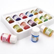 12Pcs Rose Lemon Lavender Sandalwood Essential Oil for Aromatherapy Spa ... - $9.49