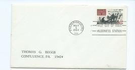 First day of Issue 5 cent 5/5/1964 Wilderness Station Fredericksburg, VA... - $9.01