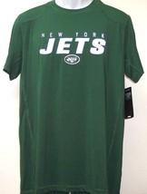 New York Jets G-III Apparel Synthetic Performance Jersey Tee Adult Medium - $22.99