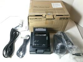 Epson C31CE14551 Series TM-P20 Thermal Line Printer Bluetooth Receipt Pr... - $222.75