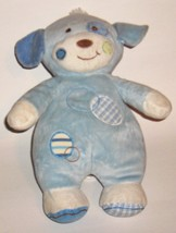 Plush Musical Dog  Mary Meyer Baby   great baby toy  pull tag Doggie in Window - $8.91