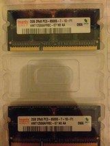 Hynix 4gb (2x2gb) Ddr3 Pc3 8500s 1066mhz - $34.30