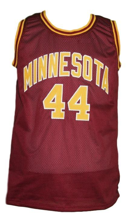 Kevin mchale  44 custom college  basketball jersey maroon   1