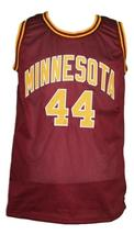 Kevin McHale #44 Custom College Basketball Jersey New Sewn Maroon Any Size image 1