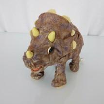 Kota & Pals HATCHLING Electronic Toy Triceratops Baby Dinosaur Furreal F... - $19.30