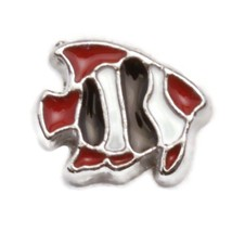 Angelfish Charm for Floating Locket (LCHM-134) - $0.99