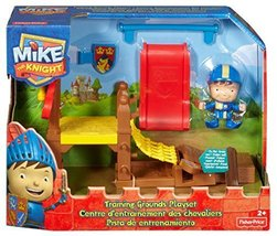 Fisher-Price Mike The Knight Training Grounds Playset - $21.84