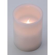 White Flameless Led Candle