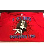I Sling Therefore I Am Tshirt Sz XXL NEW - $18.95