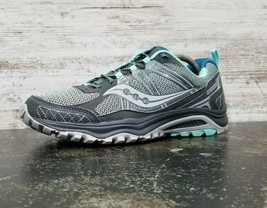 Womens Saucony Excursion TR 10 Athletic Shoes Sz 10 B Used S15322 22 Tra... - $29.69