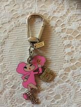 NWOT/COACH POPPY CHAN/PINKY/KEY FOB /KEY RING/BAG CHARM  - $125.00