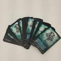 Clue Harry Potter Replacement 33 Dark Deck Cards Complete Set Game Part ... - $9.99