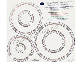 Creative Memories Custom Cutting System Circle Patterns image 2