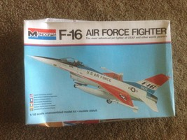Monogram 1/48 F-16 Air Force Fighter (Prototype) - $26.73