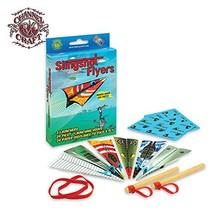 Slingshot Flyers Paper Airplane Kit - $13.85