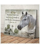 Horse Bless The Food Before Us The Family Beside Us Poster No Frame - $18.86+