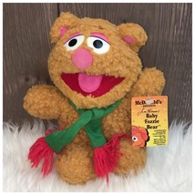 "McDonald's Baby Fozzie Bear 9"" Plush Stuffed Toy Doll Animal - $17.31"