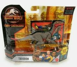 Jurassic World Camp Cretaceous Attack Pack - Troodon Dinosaur - $14.99