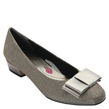 Drew Shoe 74021 Womens Teddi Shoes, Silver Glitter - 6.5S - €93,50 EUR