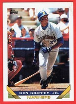 1993 Topps #179 Ken Griffey Jr HOF baseball card - $0.01