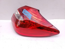 12-14 Hyundai Genesis Sedan LED Tail Light Lamp Passenger Right RH image 2