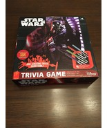 Star Wars Trivia Game Board Game Darth Vader Disney Pre-Owned Great Cond... - $9.50