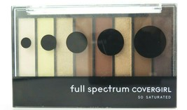 Covergirl Full Spectrum So Saturated Eyeshadow Palette *Choose your shade* - $10.00
