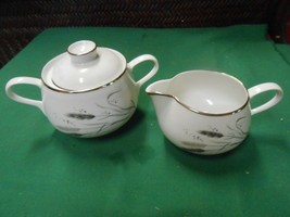 "ROSENTHAL Selb-Plossberg Bavaria Germany Ceres ""Wheat"" .SUGAR & CREAMER - $29.29"