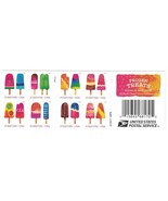 USPS Frozen Treats Scratch and Sniff Forever Stamps. Book of 20 - €9,21 EUR