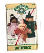 Vintage Butterick 6935 Cabbage Patch Kids Doll Sewing Pattern Costume Cl... - $9.89