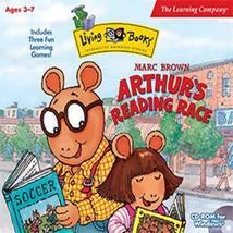 Arthur's Reading Race - $14.99
