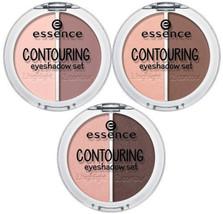 ESSENCE Contouring Eyeshadow set All Shades - $4.99